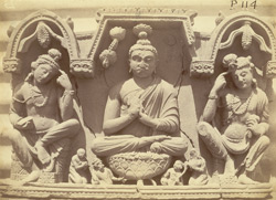 Buddhist sculpture excavated at Lorian Tangai, Peshawar District 10031050